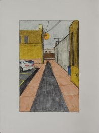 Alley with Linda Warren Projects