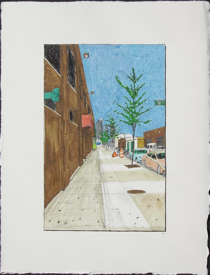 William Dolan - Some Trees Grow in Brooklyn