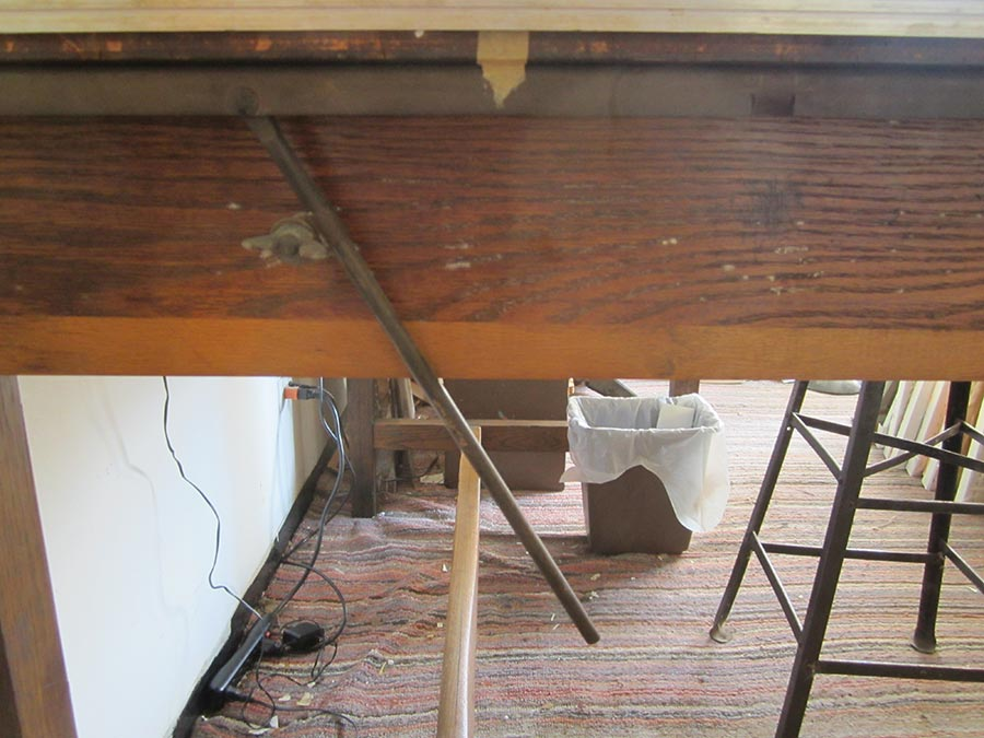 Drawing Table Riser