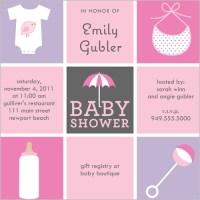 Baby Shower Girl Invitations | DolanPedia Invitations Ideas