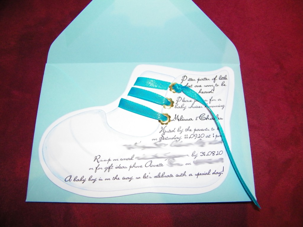 Baby Shower Invitations Creative Ideas