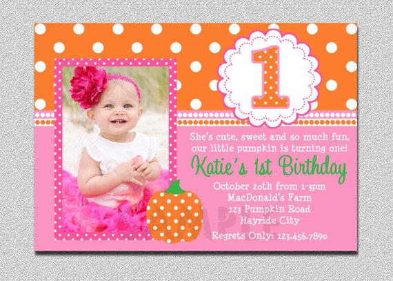1st birthday party invitation wording