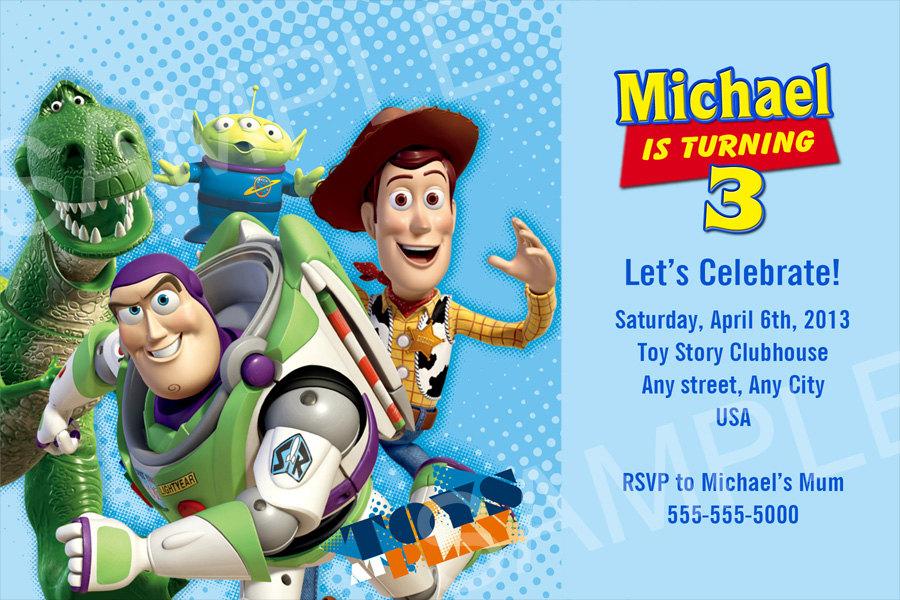 free printable toy story birthday