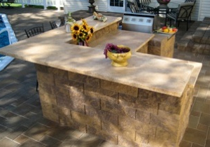 install kitchen island pantry cabinets freestanding outdoor - landscaping and landscape design for ...