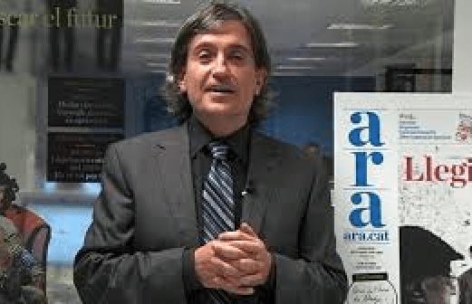 El director de l'Ara, convidat estrella de La Farga per parlar d'educació
