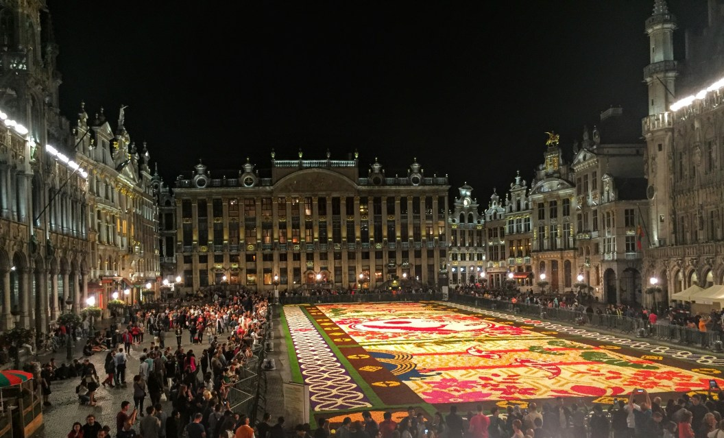 Grand-Place-Night