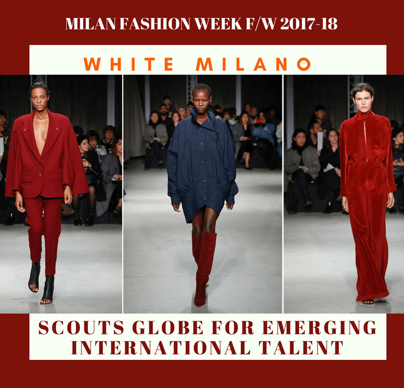 Milan Fashion Week Scouts the Globe for Emerging International Talent
