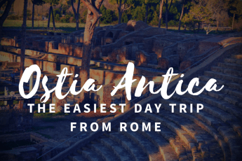 Ostica Antica: An Easy Day Trip from Rome