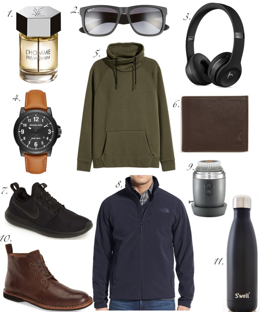 Valentine Gift Guide for Him