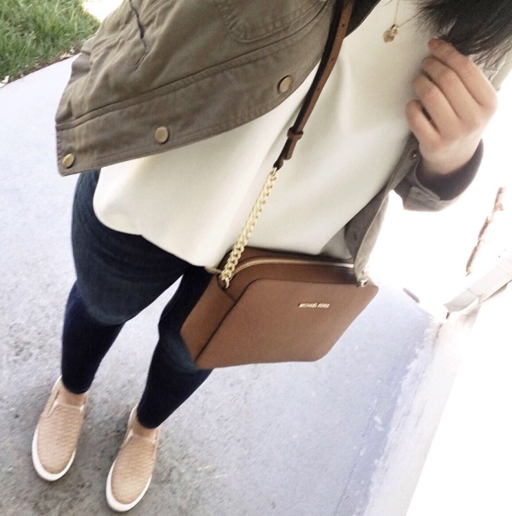 casual easy outfit