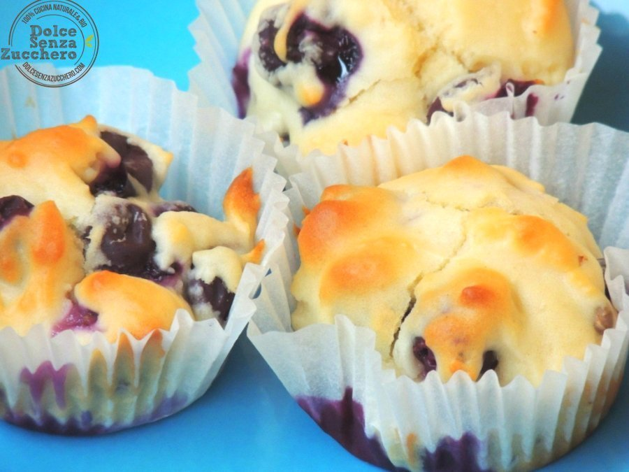 Muffin con Mirtilli (3)