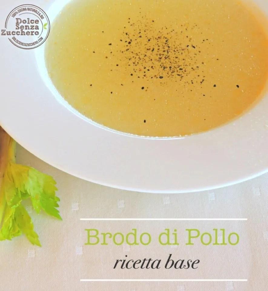 Brodo di Pollo (Ricetta Antinfiammatoria Naturale)
