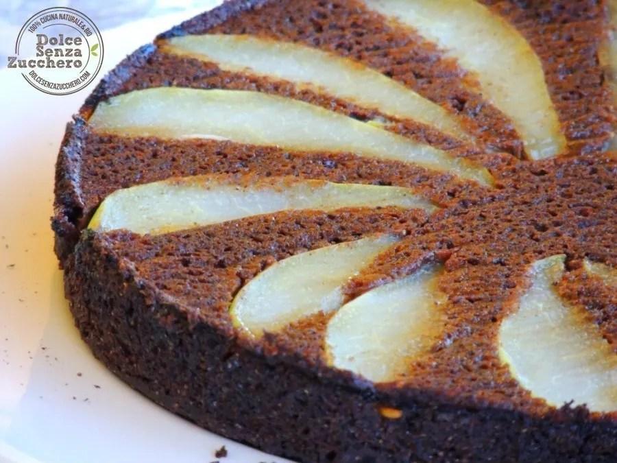 Torta carrube e pere (4)