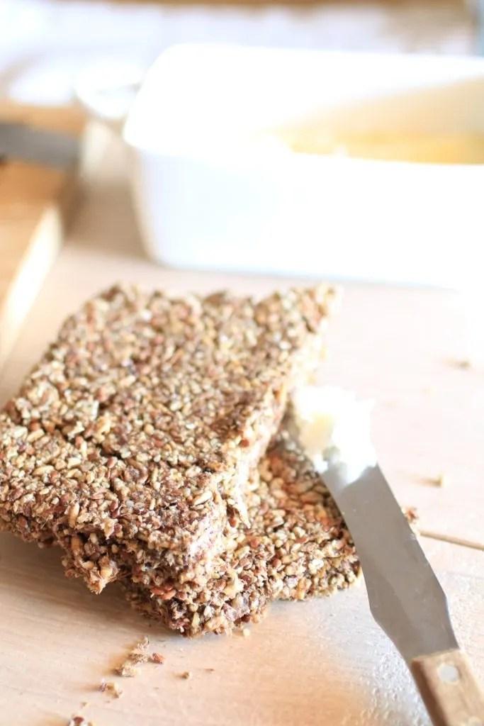 Pane degli Esseni a Basso Indice Glicemico (Vegan, Raw anche Senza Glutine)