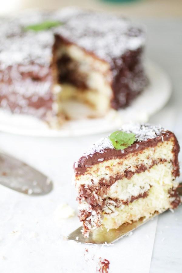 Torta al cocco_Dolce Senza Zucchero (7)