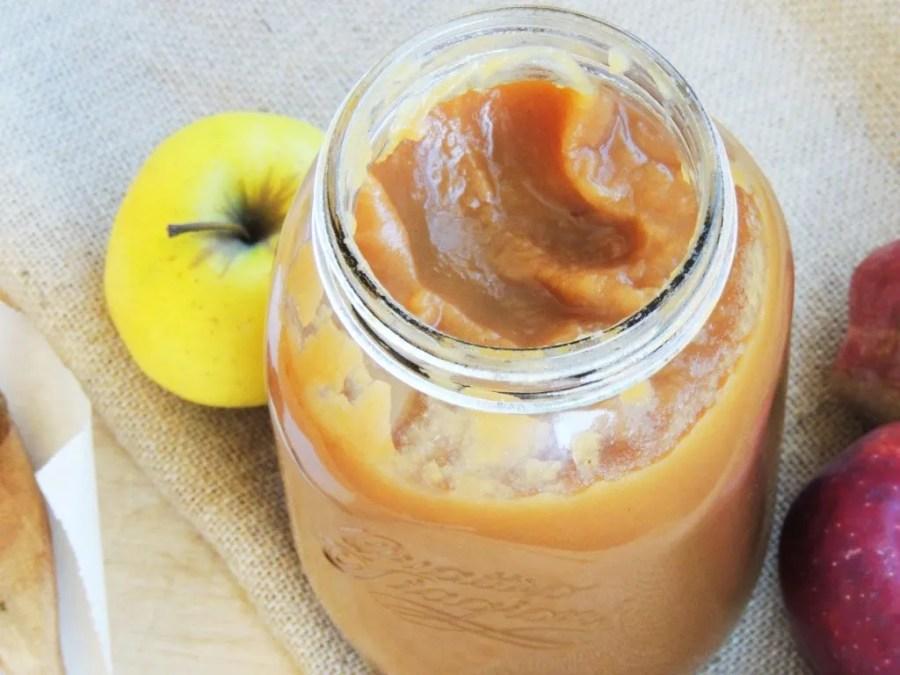 Apple Butter_Burro di Mele_Dolce Senza Zucchero (6)