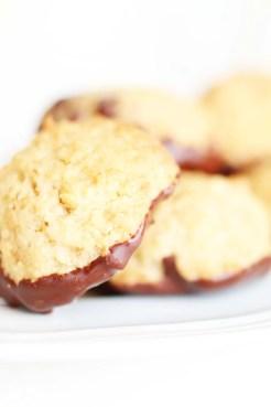 Amaretti Morbidi alle Nocciole e Cioccolato (12)