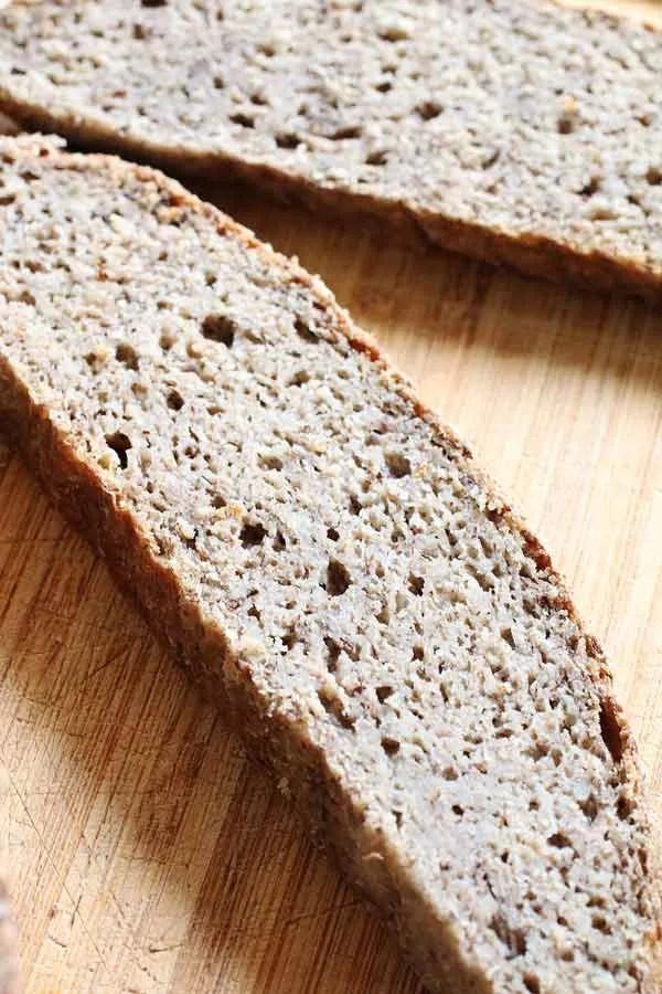Pane Senza Glutine con Lievito Madre Senza Glutine