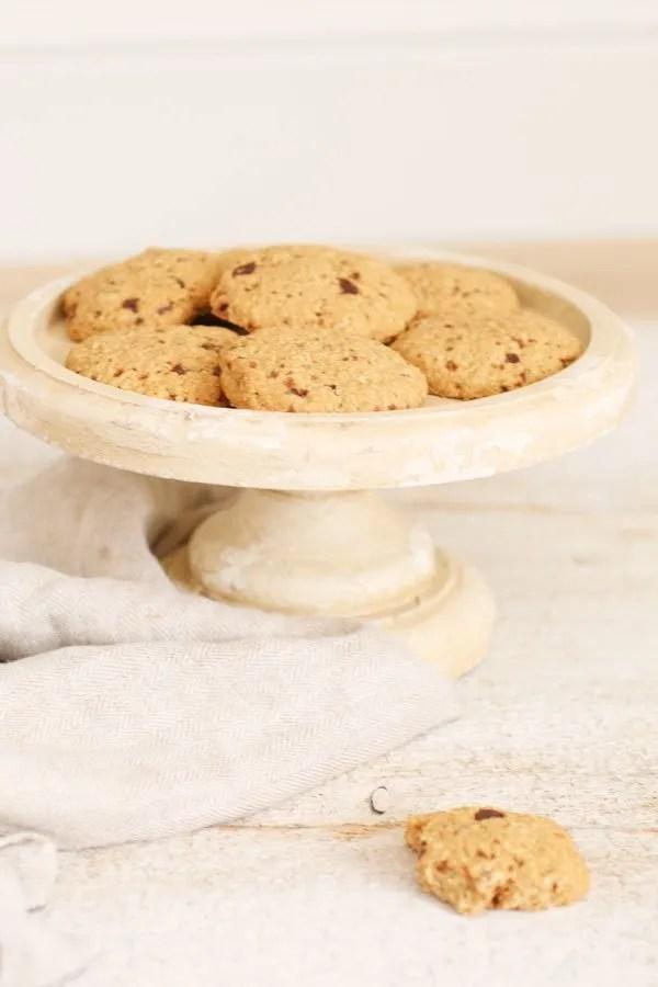 Biscotti con Farina di Sorgo e Cocco Senza Zucchero e Glutine