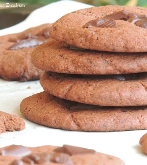 Biscotti al kamut Integrale con Gocce di Cioccolato