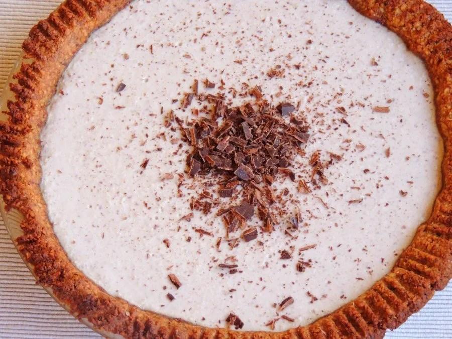 Crostata Vegan con Crema al Cocco (3)