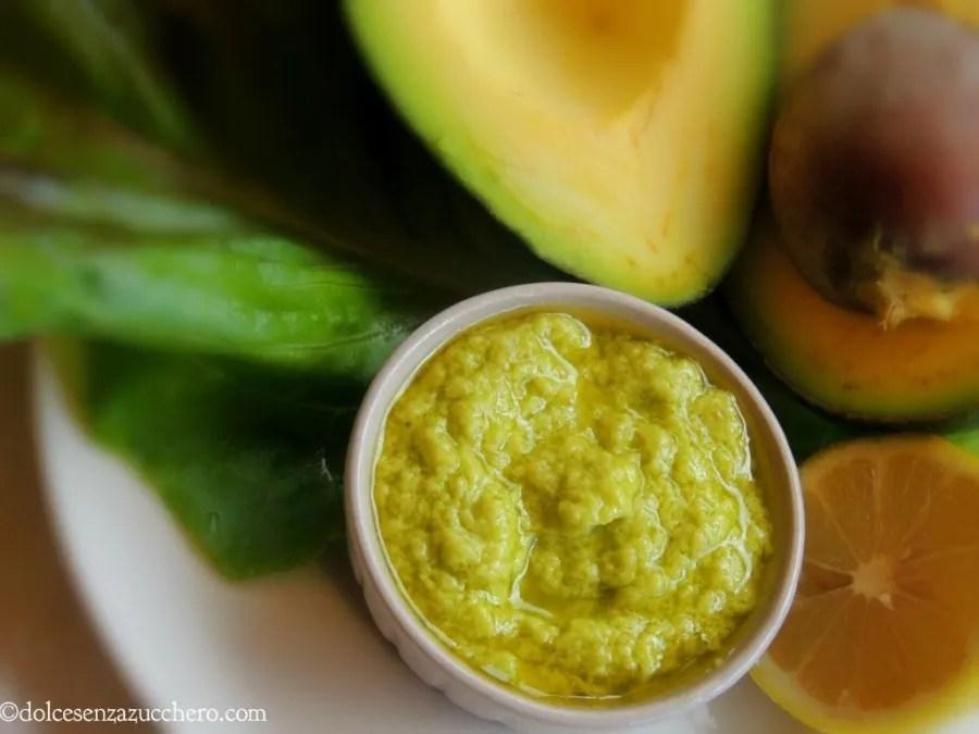 Maionese Vegan di Avocado e Limone (1)