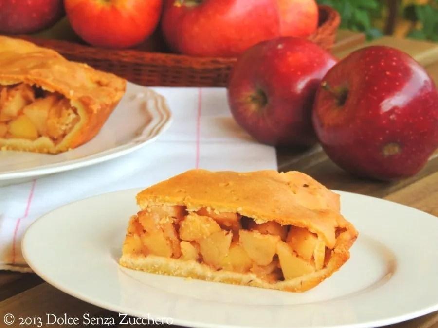 Torta di Mele_Apple Pie_con stevia (10)
