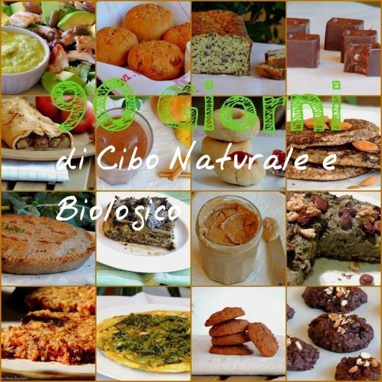 90 Giorni di Cucina Naturale e Biologica