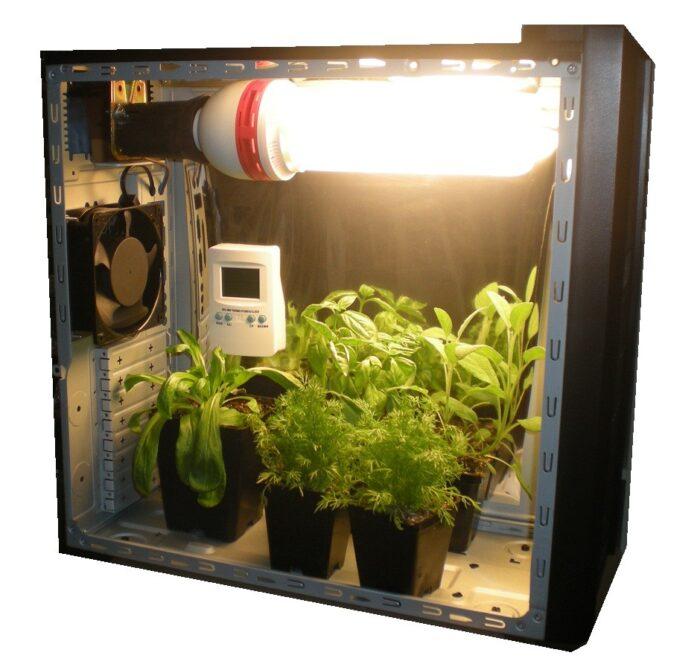 Computer GrowBox microgrowing  DolceVita