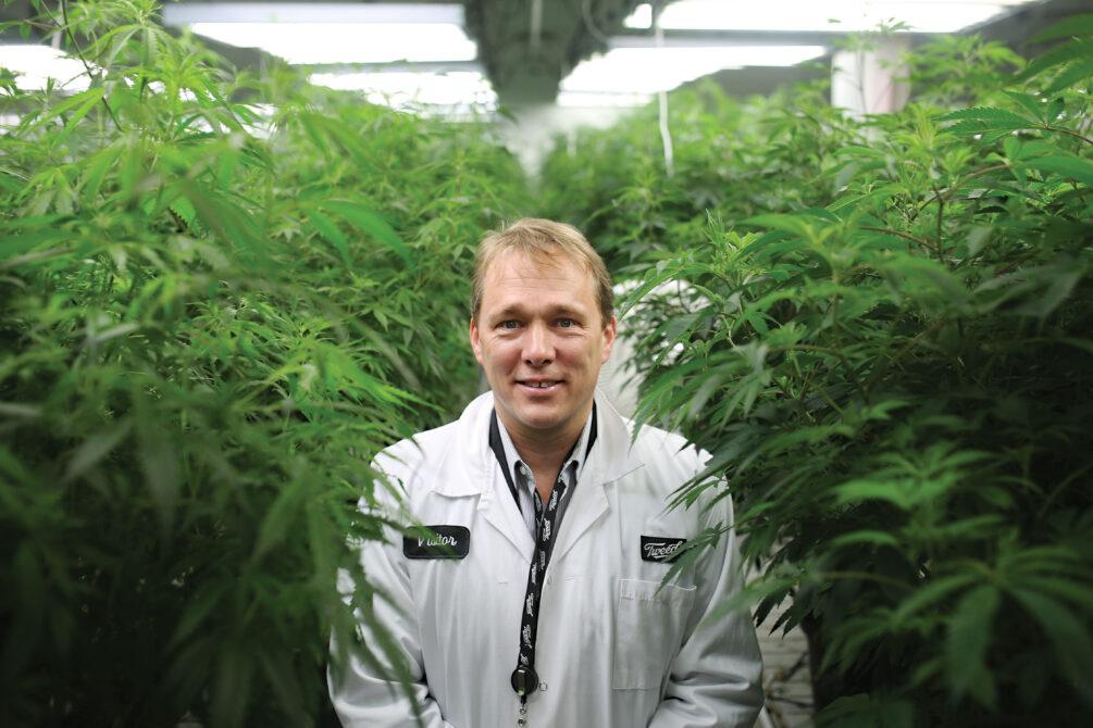 Bruce Linton il canadese che ha creato la pi grande azienda dedicata alla cannabis al mondo
