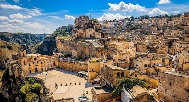 Matera The Sassi  Dolce Vita Travel  tour  Tour