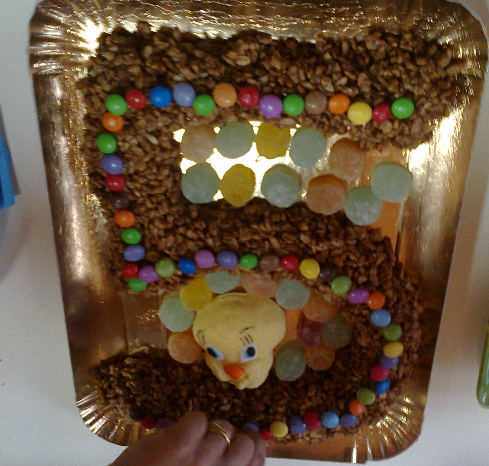 Ricetta torta di mars a forma di 5  Dolcidee