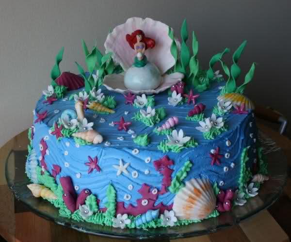 Ricetta La Torta Sirenetta  Dolcidee