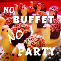 no buffet no party contest