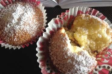 Cupcake al limone e alla vaniglia