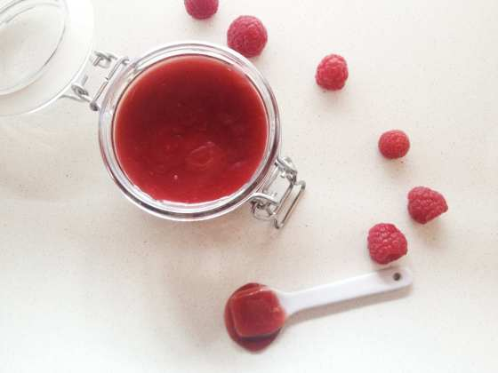 Raspberry Curd 1