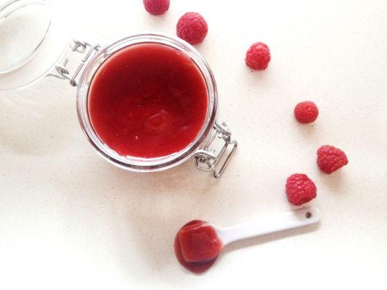 _Raspberry Curd 1