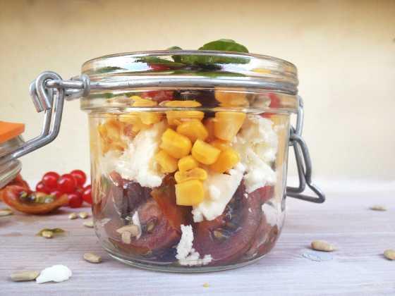 insalata nel barattolo 2
