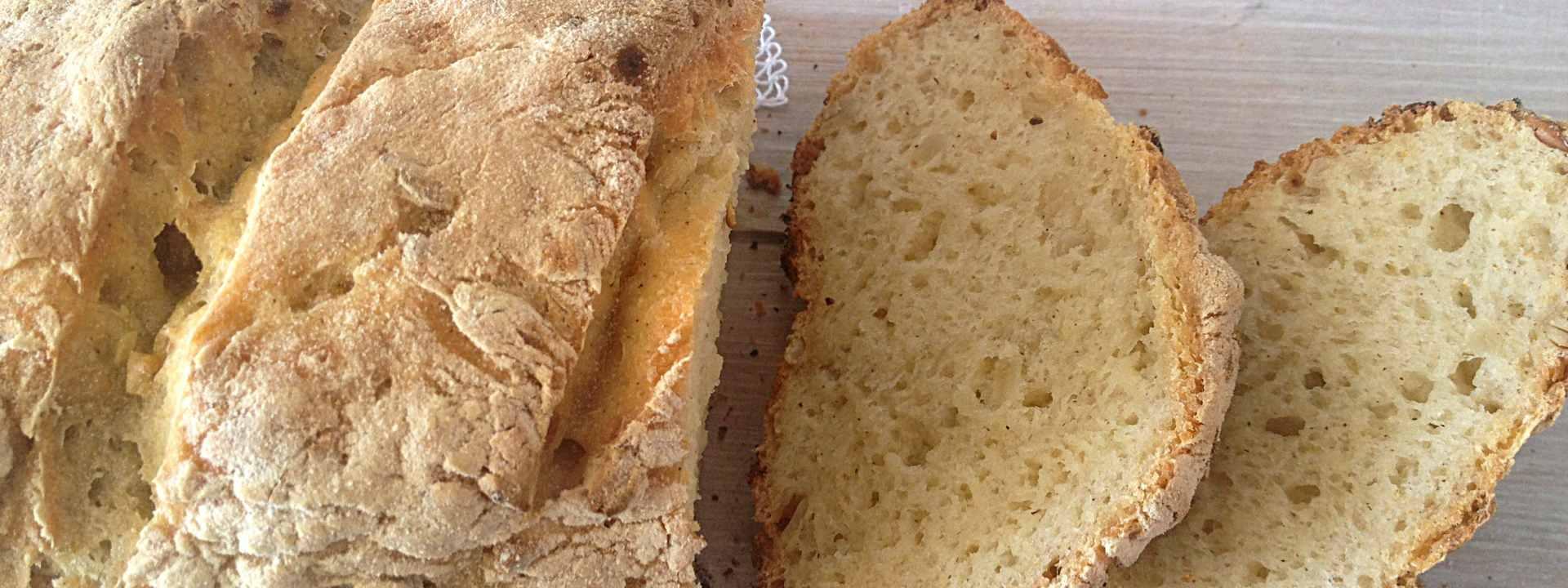 Pane senza glutine e senza farine speciali per #imagnifici6