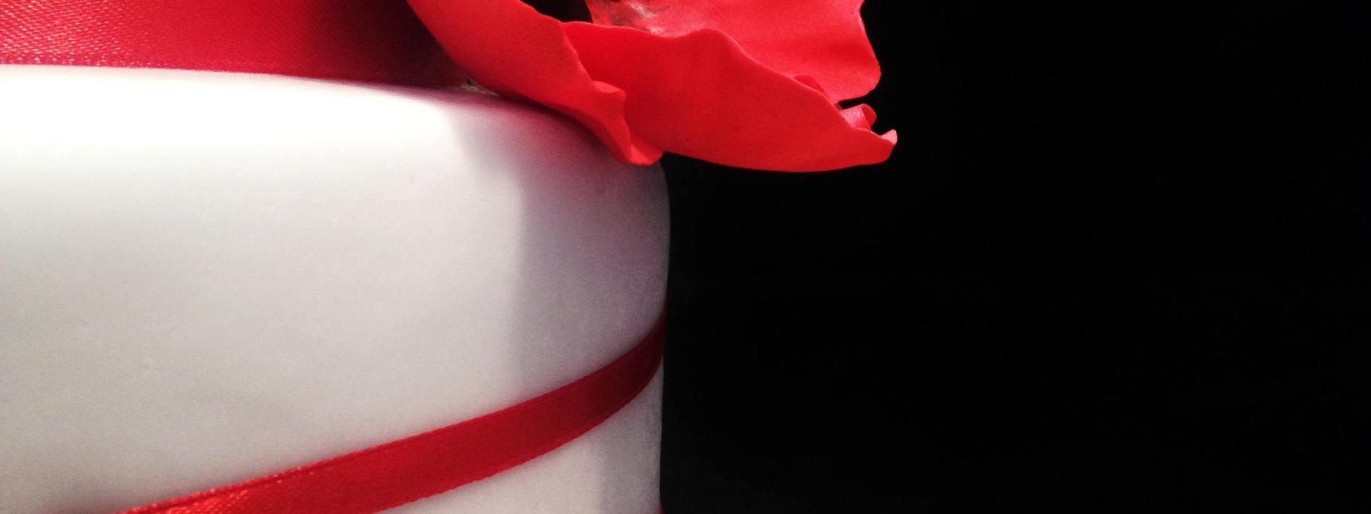 Una Red Velvet e un matrimonio
