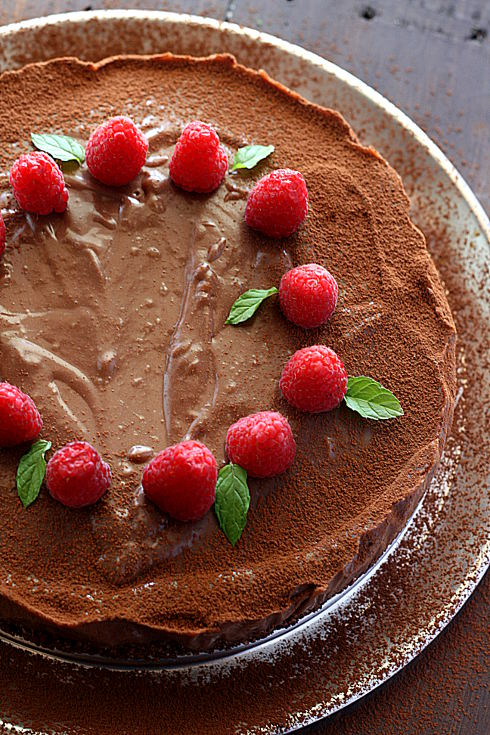 _Cheesecake nutella 3