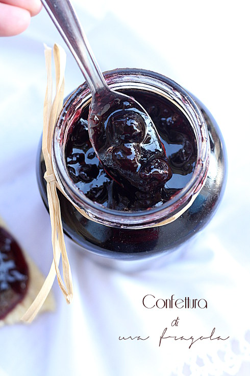 Confettura di uva fragola con metodo Ferber