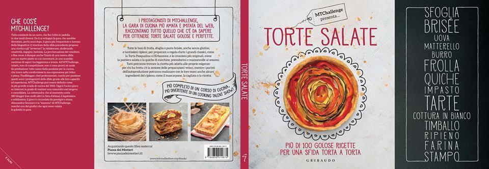 SIAMO TOURNATI- LE TORTE SALATE & L'MTCHALLENGE IN TOUR