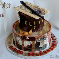 Harry Potter Cake per Elisa
