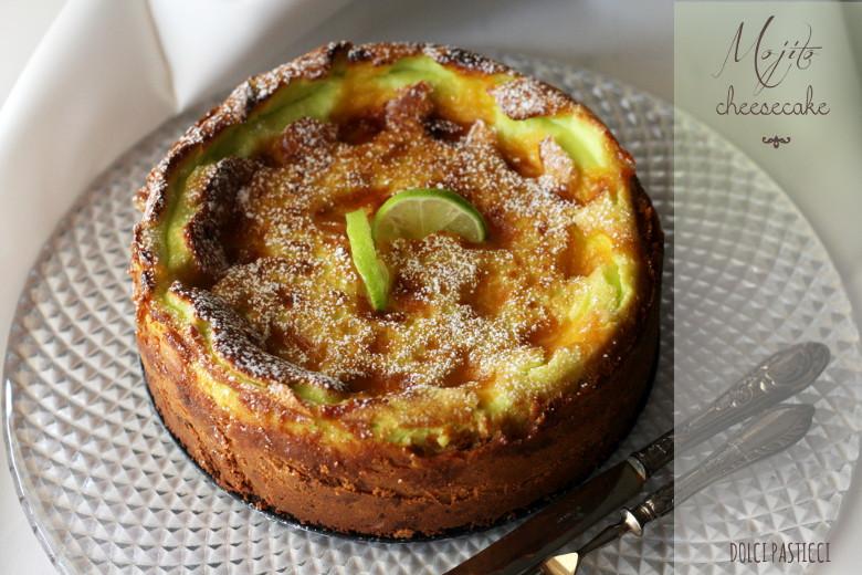Mojito Cheesecake per MTC 57