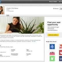Linkedin - Photo de profil