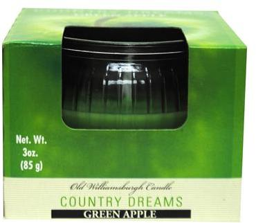 UPC 601486911127 Green Apple 3 Ounce Country Dreams
