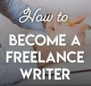 perhaps the fastest way to make money is through freelance writing