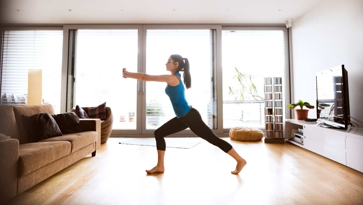 5 Home Exercise Programs Under 25 That Will Kick Your