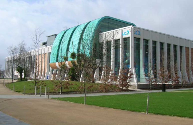 LC2 Leisure Centre, Swansea